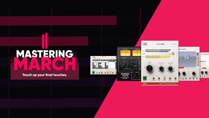 Softube Mastering March