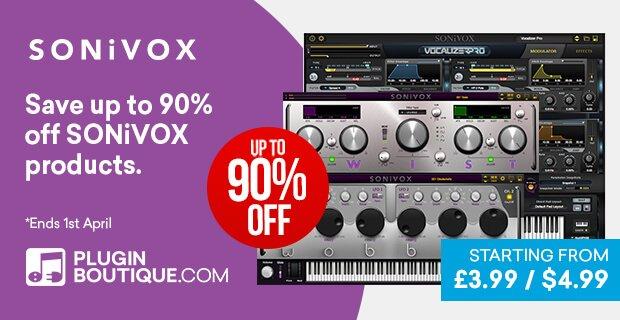 Sonivox 90 OFF sale