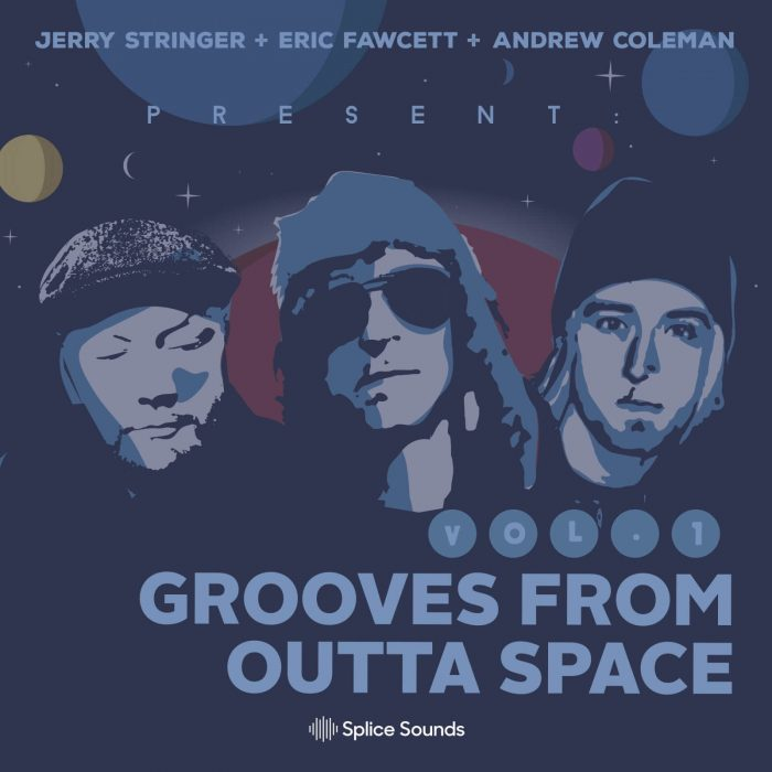 Splice Grooves From Outta Space Vol 1