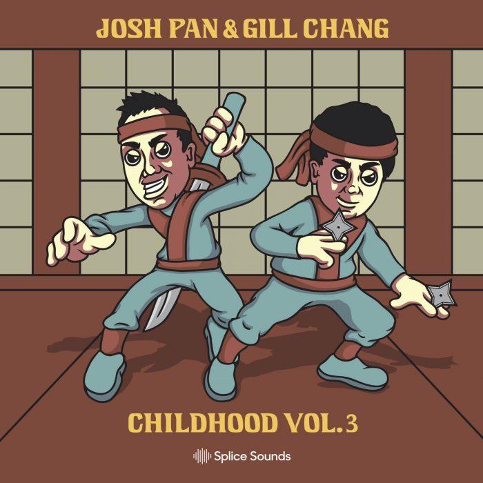 Splice josh pan x Gill Chang Childhood Vol 3