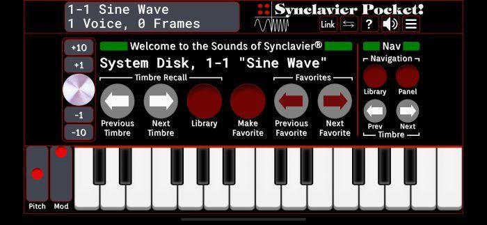 Synclavier Pocket