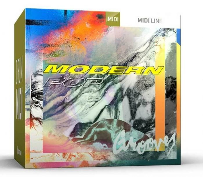 Toontrack Modern Pop Grooves