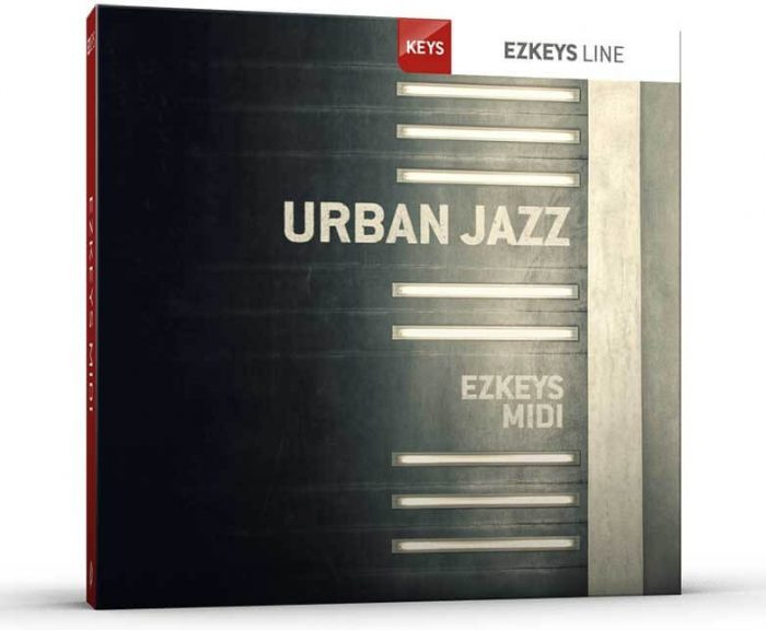 Toontrack Urban Jazz EZkeys MIDI