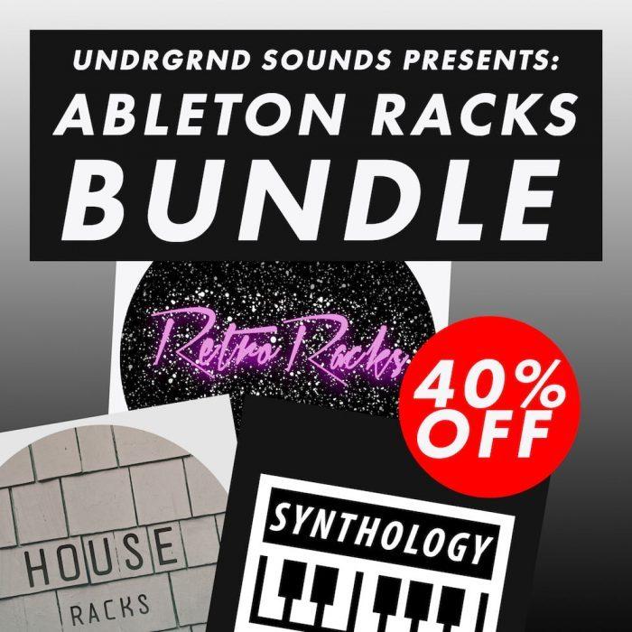 UNDRGRND Sounds Ableton Racks Bundle