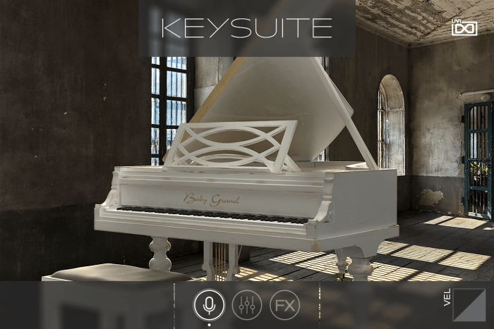UVI Key Suite Acoustic Baby Grand