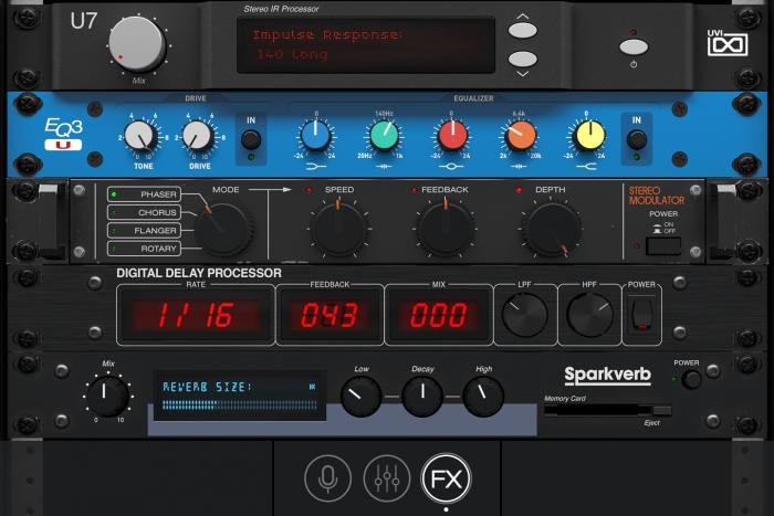 UVI Key Suite Acoustic FX