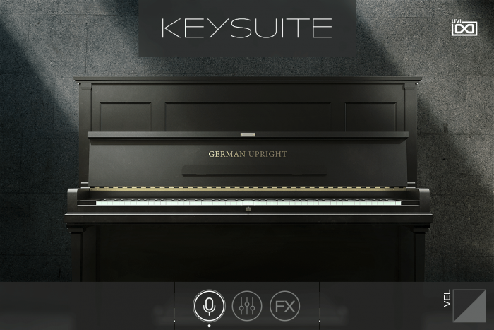 UVI Key Suite Acoustic German Upright