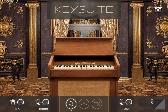 UVI Key Suite Acoustic Glockenspiel