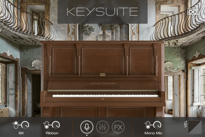 UVI Key Suite Acoustic Grand Upright