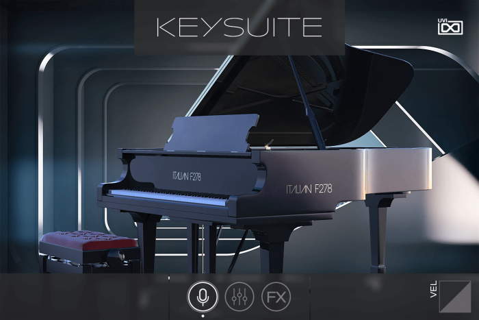 UVI Key Suite Acoustic Italian F278