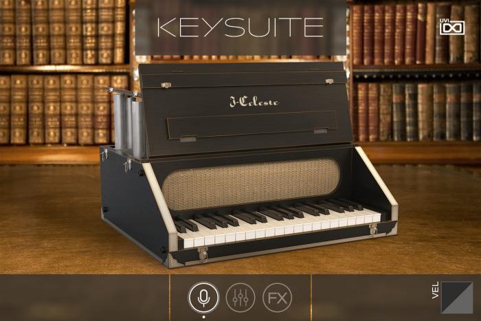 UVI Key Suite Acoustic J Celeste