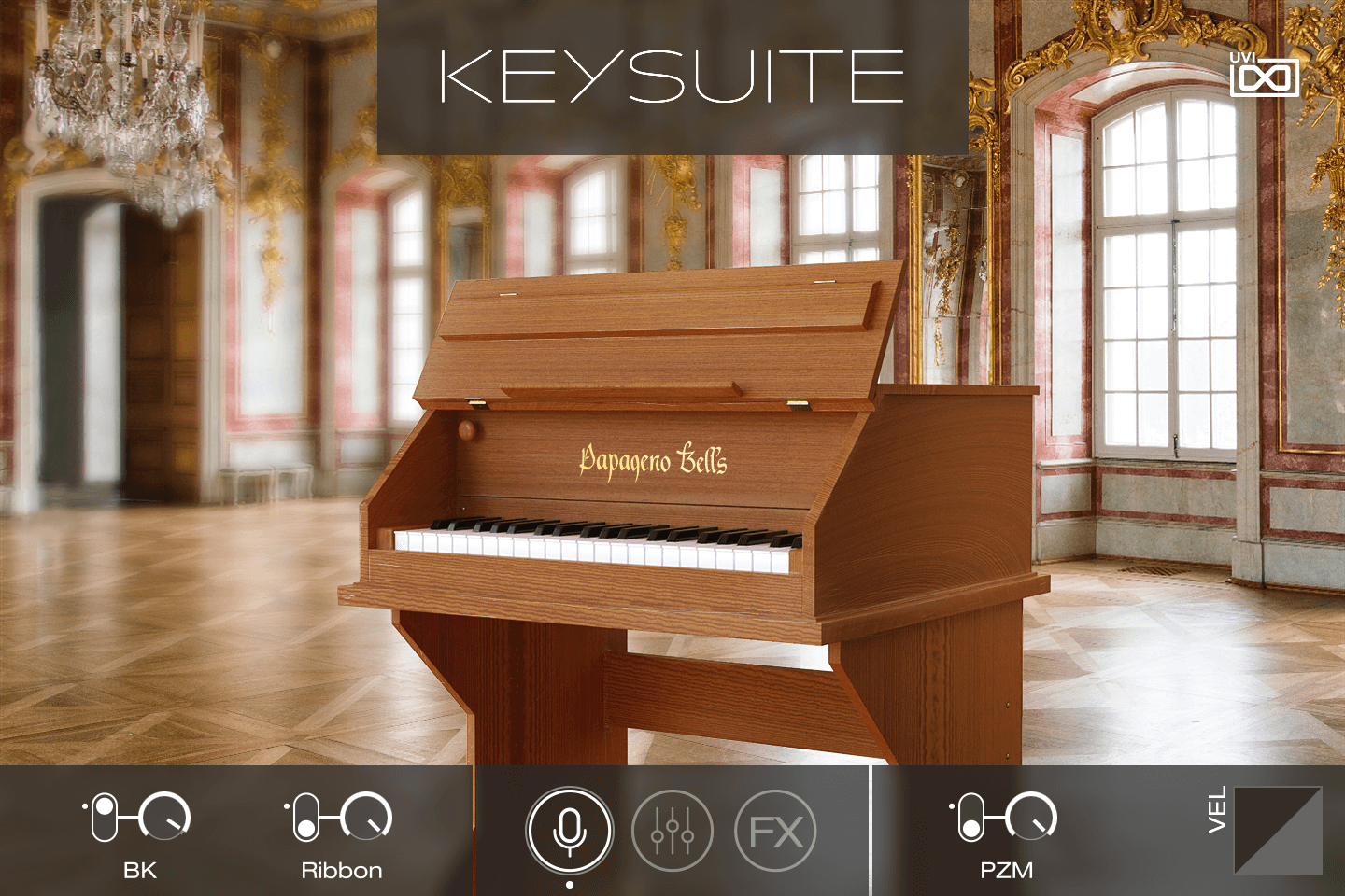 uvi launches key suite acoustic essential keys collection at 149 usd. Black Bedroom Furniture Sets. Home Design Ideas