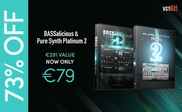 VST Buzz BASSalicious & Pure Synth Platinum 2