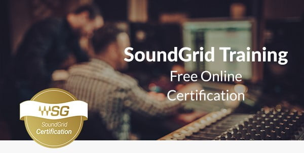 Waves Free SoundGrid Training