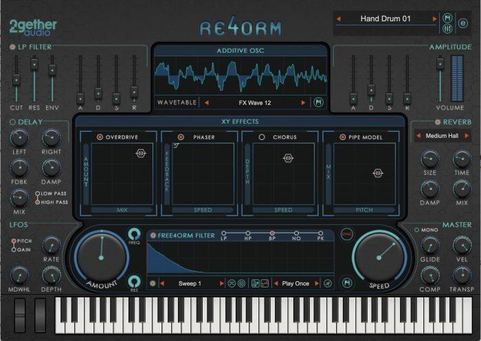 2getheraudio Re4orm
