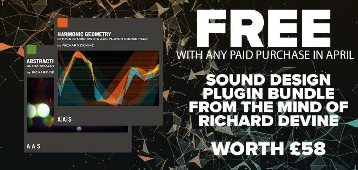 AAS Richard Devine Sound Design Plugin Bundle