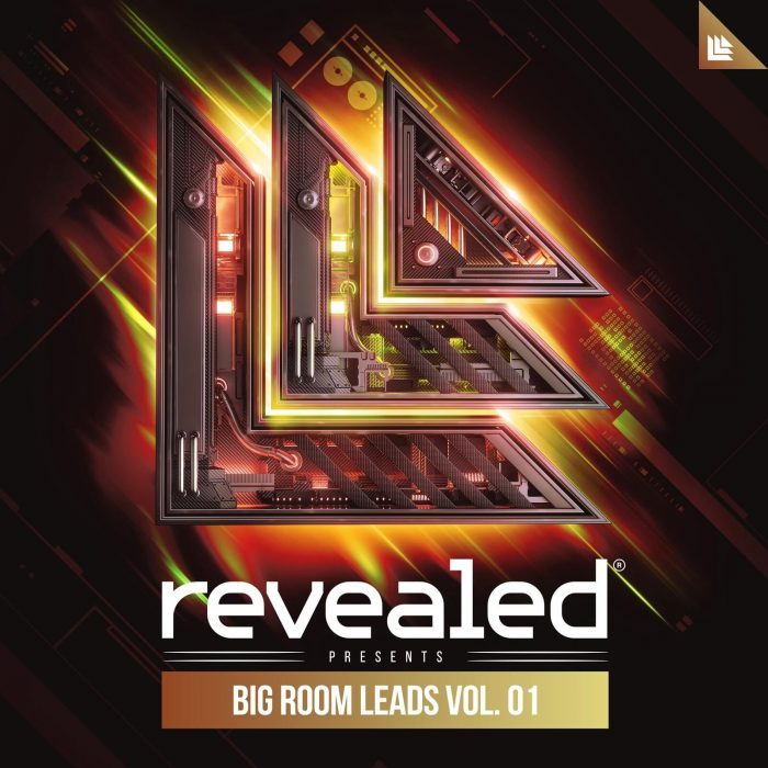 Alonso Sound Revealed Big Room Leads Vol 1