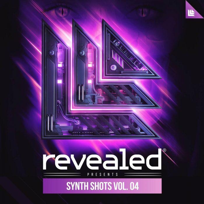 Alonso Sound Revealed Synth Shots Vol 4