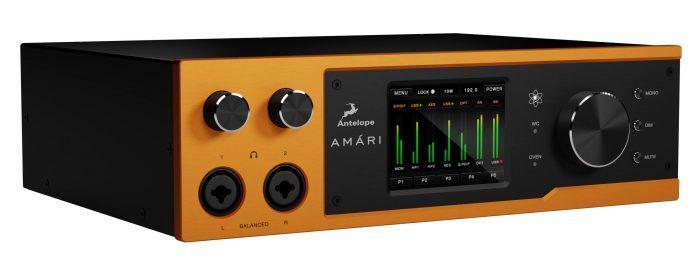 Antelope Audio AMARI angle