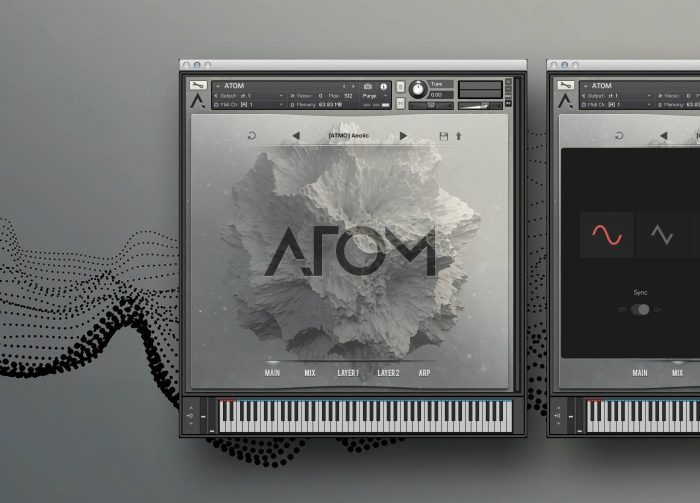 Audiomodern ATOM 2