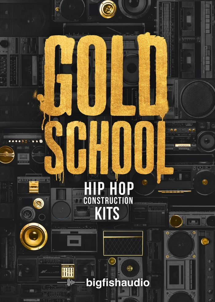Big Fish Audio Gold School