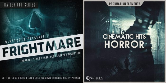 Cinetools Frightmare & Cinematic Hits Horror
