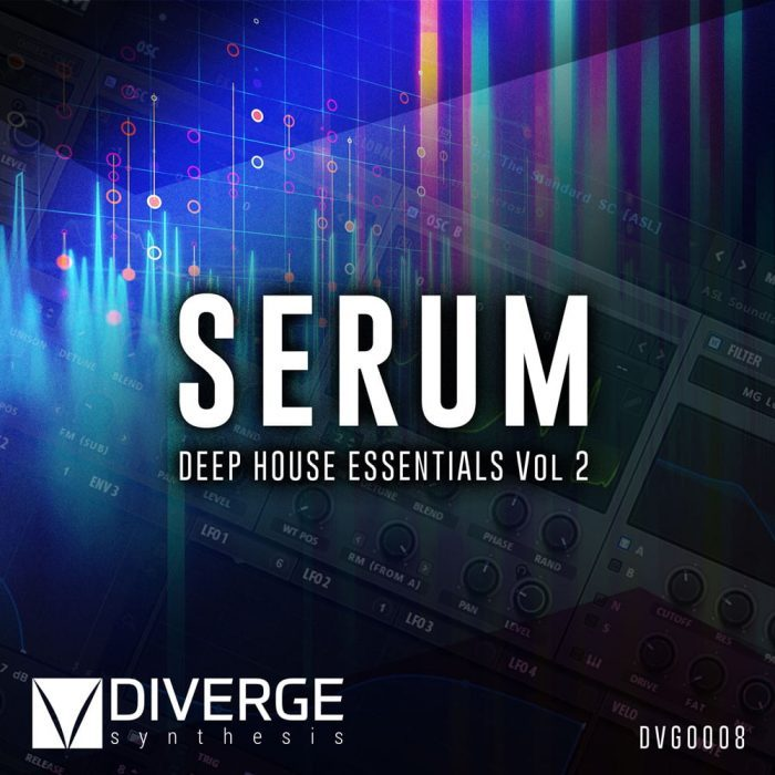 Diverge Synthesis Serum Deep House Presets Vol 2
