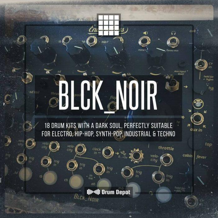 Drum Depot Blck Noir