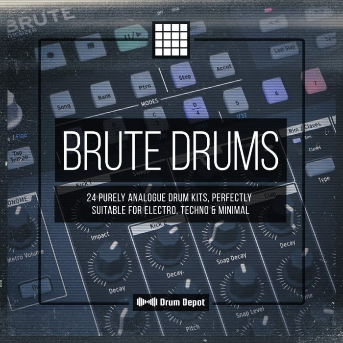 Drum Depot Brute Drums