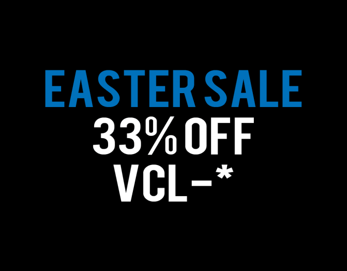 Fuse Audio Labs Easter Sale VCL