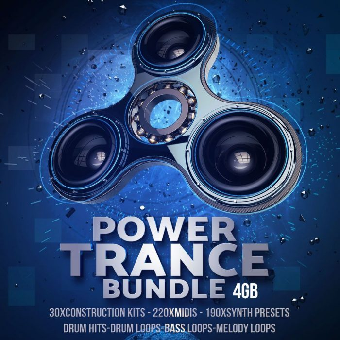 HighLife Samples Power Trance Bundle