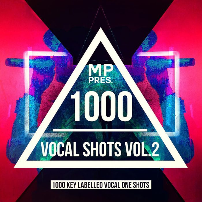 Hy2rogen Micro Pressure 1000 Vocal Shots Vol 2
