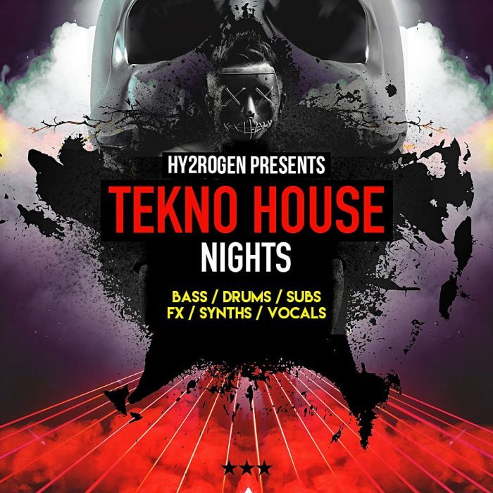 Hy2rogen Tekno House Nights