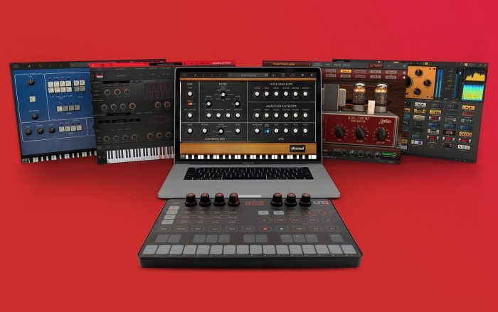 IK Multimedia UNO Synth Double Up Sale