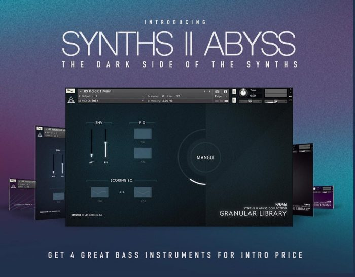 Karanyi Synths Abyss
