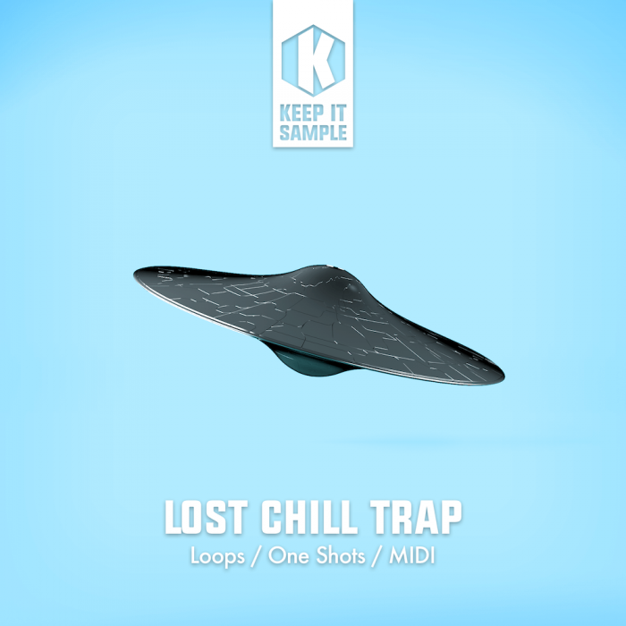 Keep It Sample Lost Chill Trap