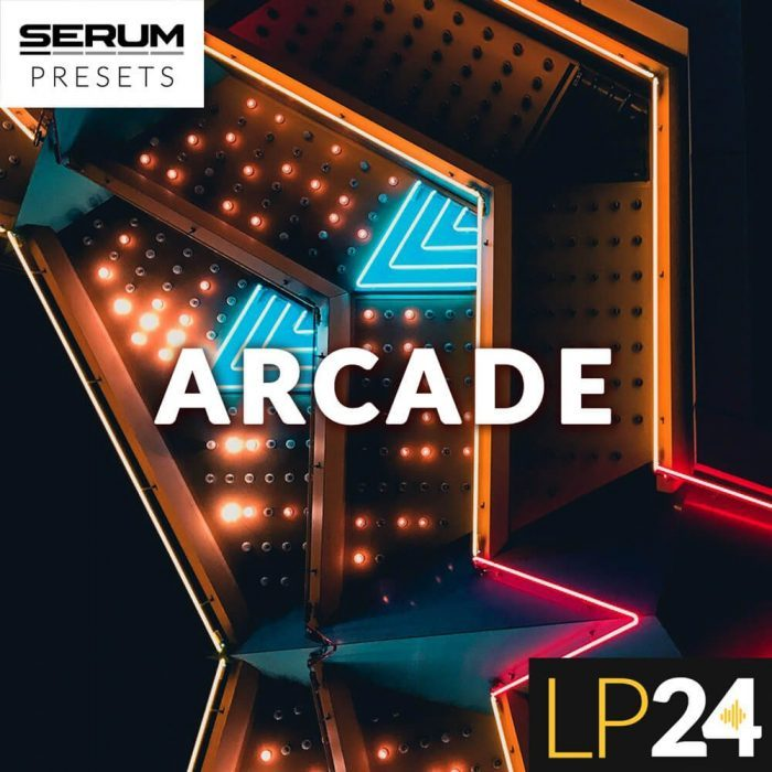 LP24 Arcade for Serum