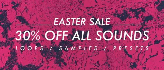 ModeAudio Easter Sale 2019