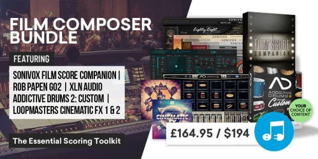 Plugin Boutique Film Composer Bundle updated