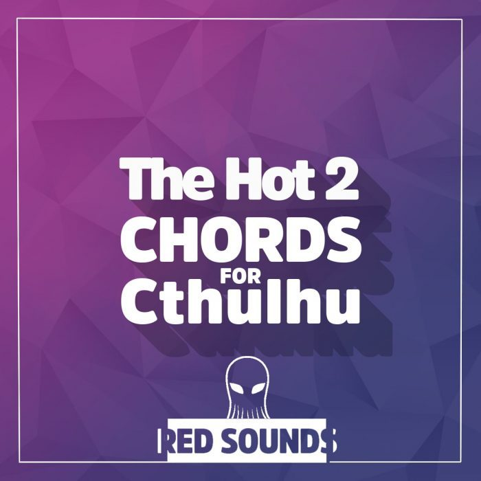Red Sounds The Hot Chords For Cthulhu Vol 2