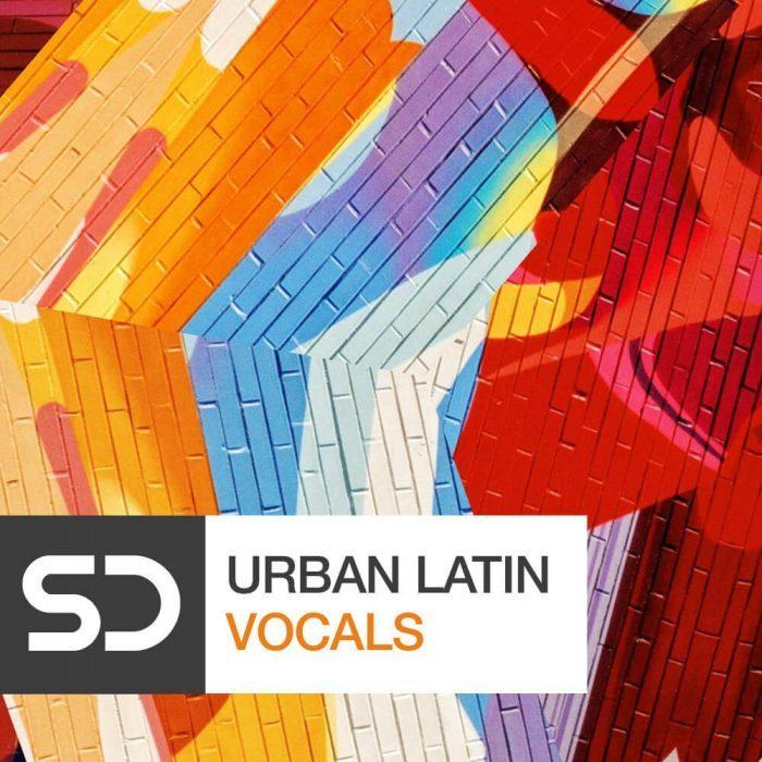 Sample Diggers Urban Latin Vocals