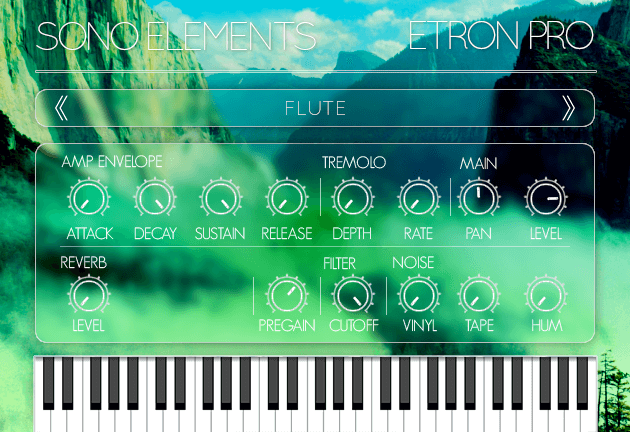 Sono Elements eTron Pro