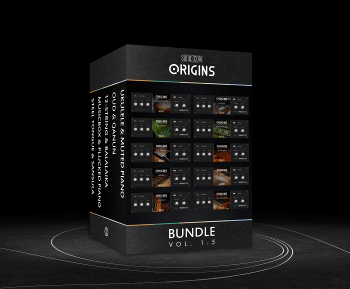 Sonuscore Origins Bundle