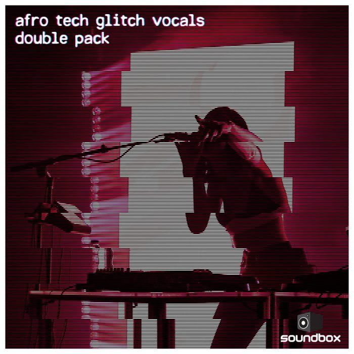 Soundbox Afro Tech Glitch Vocals Double Pack