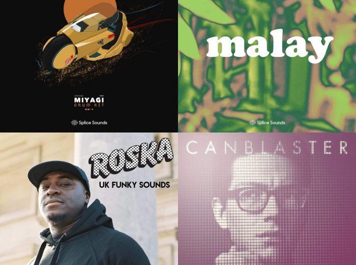 New sounds from Malay, Miyagi, Canblaster, Kwesi, Visionist & Roska