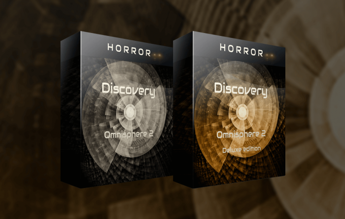 Triple Spiral Audio Discovery Horror