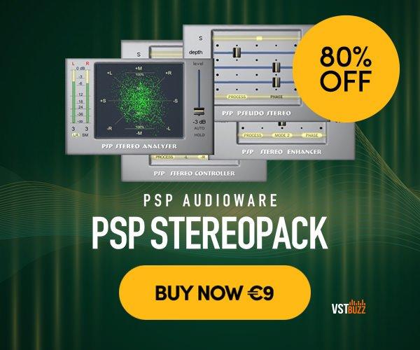 VST Buzz PSP StereoPack