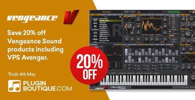 Vengeance Sound Spring Sale 2019