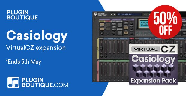 VirtualCZ Casiology Expansion 50% OFF