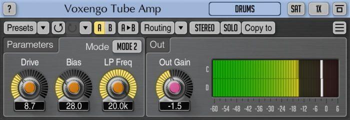 Voxengo Tube Amp